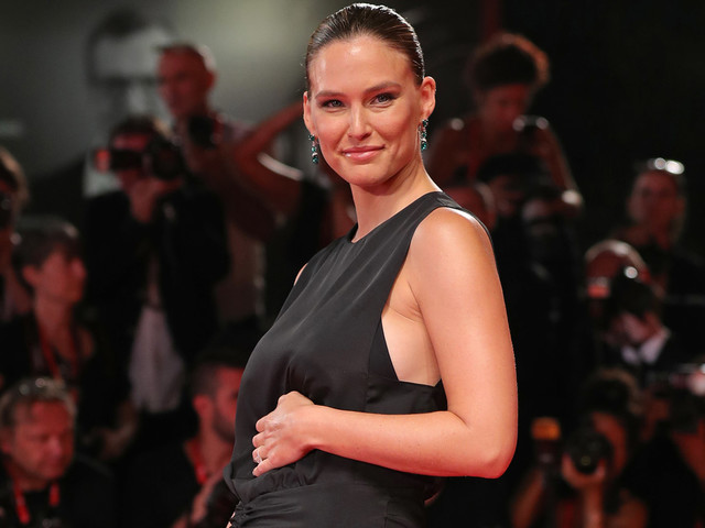 Bar Refaeli Gives Birth to Third Child with Husband Adi Ezra