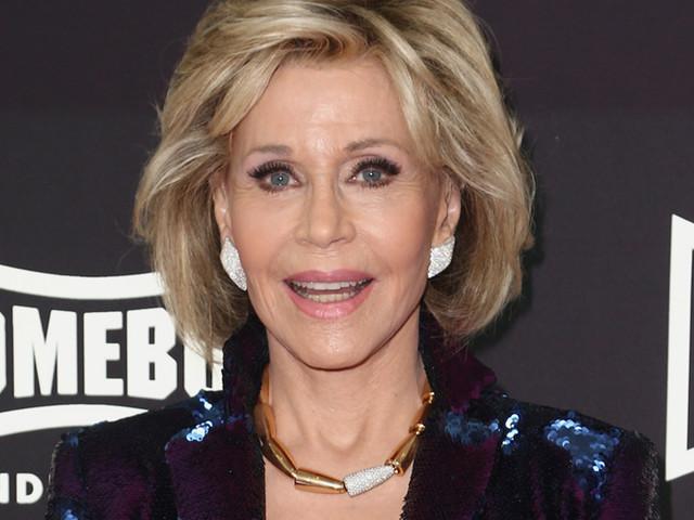 Jane Fonda Arrested While Protesting in Washington D.C.