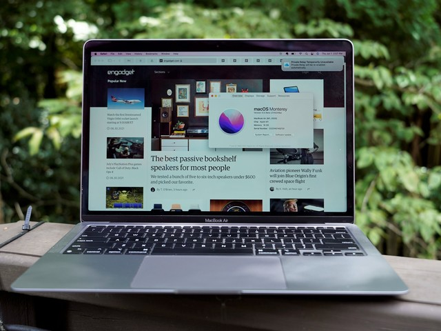 macOS Monterey preview: All about FaceTime and Safari