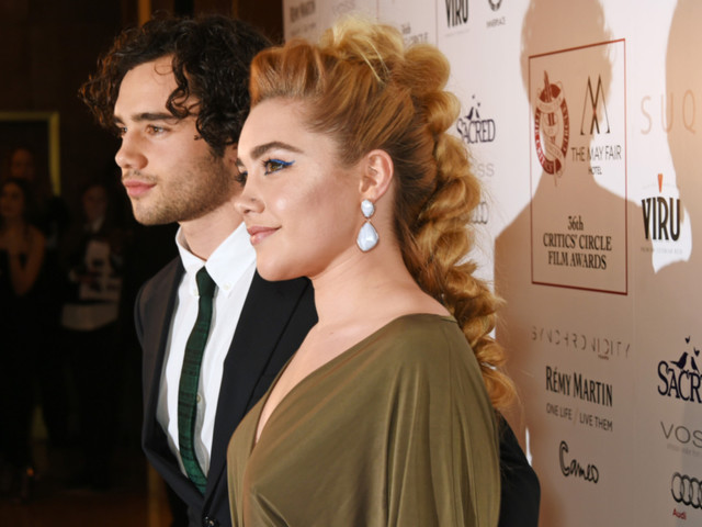 Internet discovers, thirsts for Florence Pugh's brother Toby Sebastian