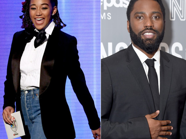 Amandla Stenberg & John David Washington Nab HUGE Hollywood Film Awards + Gabrielle Union Secures Rights For Teenybopper Film + Nia Long Joins 'The Banker' Cast