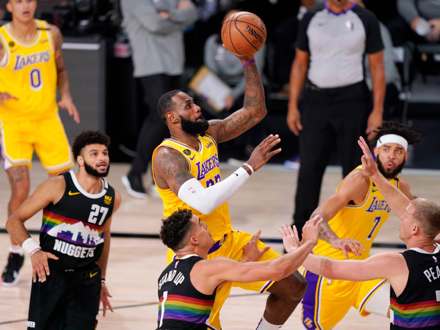 Jamal Murray's style points can't match the Lakers' deep stable