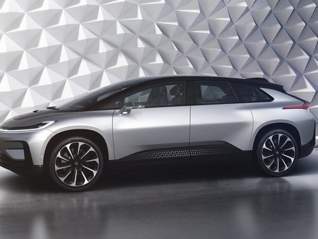 Faraday Future Is Living The Difficulties Of Being An Auto Start-Up
