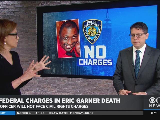 Former Department Of Investigation Chief Talks On DOJ's Eric Garner Decision