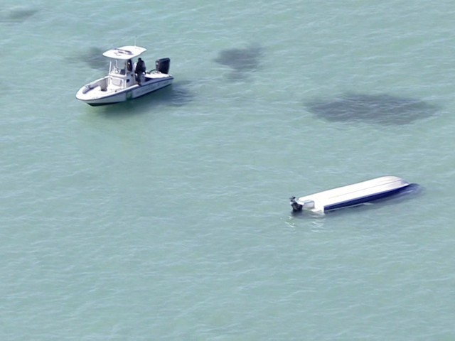 Coast Guard Suspends Search For Missing Boaters Of Vessel Found Capsized At Haulover Inlet