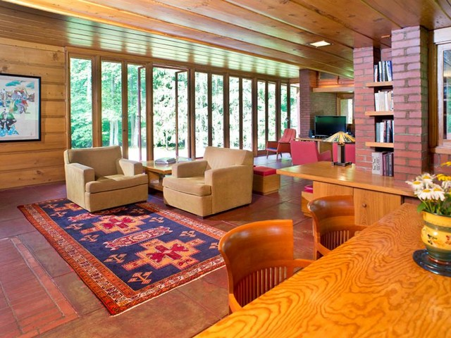 Dream Home: Own a Frank Lloyd Wright house in New Jersey