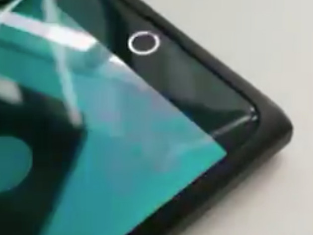 Oppo shows off working 'under-display' camera