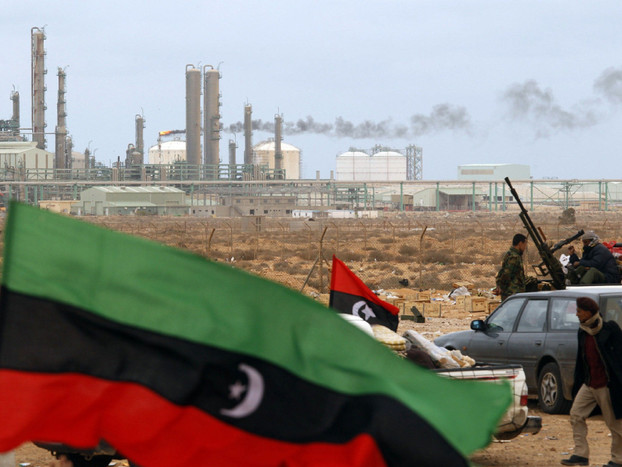 Haftar Blocks All Libyan Oil Exports Day Before Berlin Peace Conference