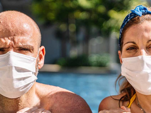 New Law to Force Masks While Swimming