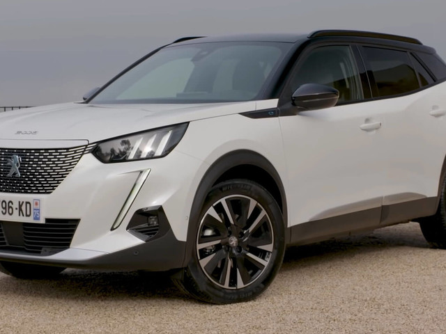 2020 Peugeot e-2008: A More Practical Hatchback With Electric Power?