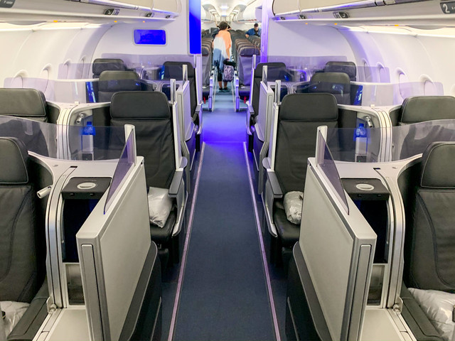 Lie-flat later this summer: Fly JetBlue Mint coast-to-coast from $310 one-way