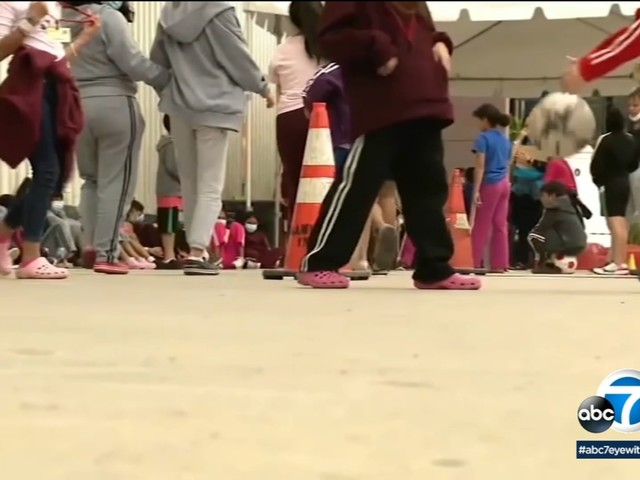 Long Beach shelter closes after most migrant children reunited with family, sponsors