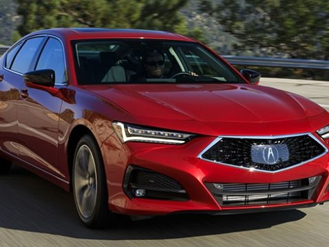 Road Tests: 2021 Acura TLX
