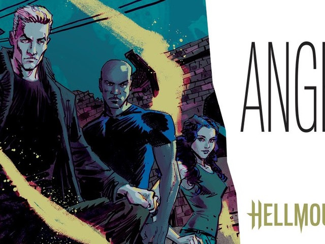 ANGEL #8 From BOOM! Studios