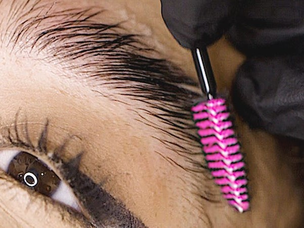 How $120 brow lamination makes your eyebrows look perfect