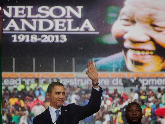 Setting Tone for Post-Presidency, Obama Will Speak in South Africa on Tolerance