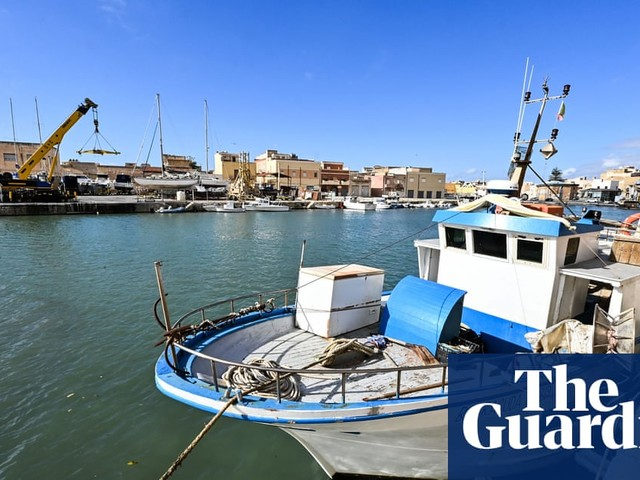 Italian fisher wounded after Libyan coastguard reportedly shot at boat