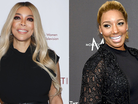 Wendy Williams 'Still Cool' With NeNe After 'RHOA' Stars Calls Her Out For Airing Their 'Private' Conversation