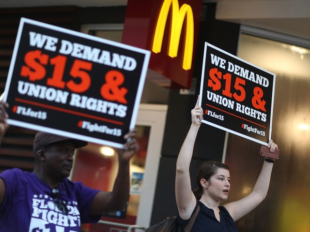 Democrats expand on the 'Better Deal' with proposed labor law reforms