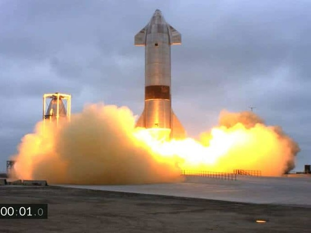 Elon Musk's SpaceX lands Starship spacecraft in first full successful test flight