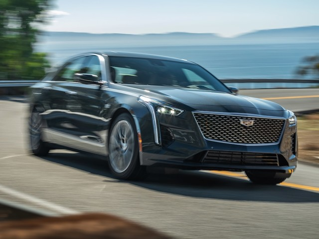 2020 Cadillac CT6 Gets Big Price Bump, But More Standard Content