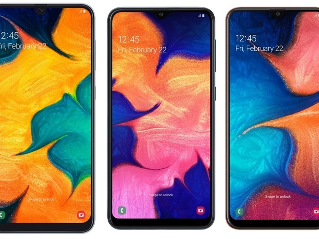 Samsung Galaxy A10, Other Samsung Phones Get June Security Update: Report