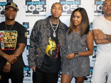 Tyga Claims He Tried To School Rob K About Blac Chyna & Breaks Down The Kylie Jenner Breakup