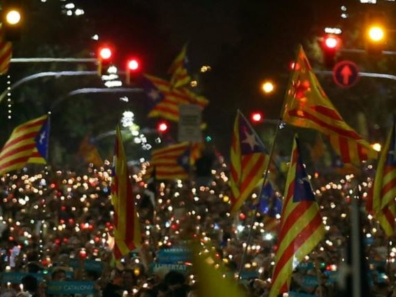 "Catalan Leader Vows To Declare Independence If Spain Triggers ""Nuclear Option"""