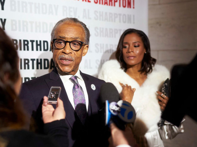 Al Sharpton was paid $1 million by his own charity last year