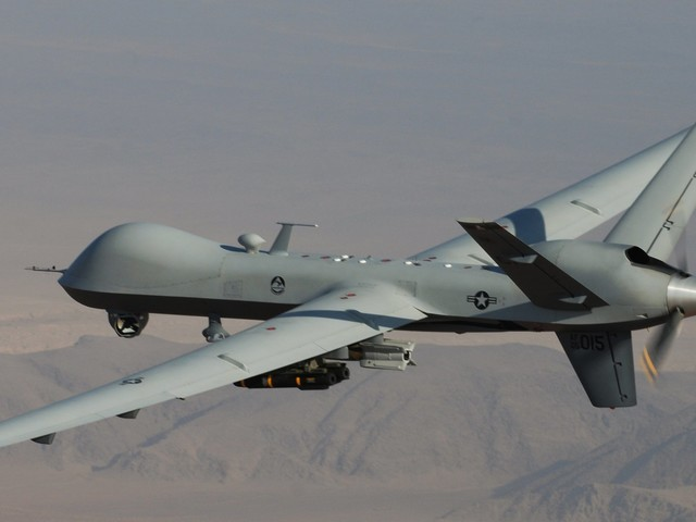 A US drone strike meant for ISIS killed 30 pine nut harvesters in Afghanistan