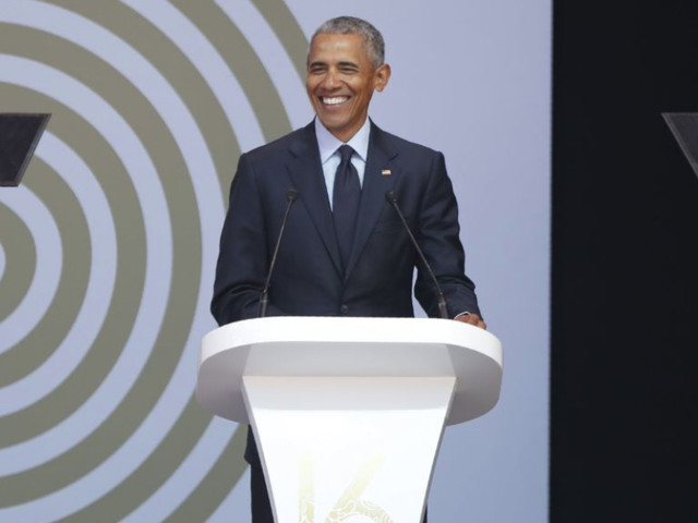 """President Obama: """"Men Have Been Getting On My Nerves Lately"""""""