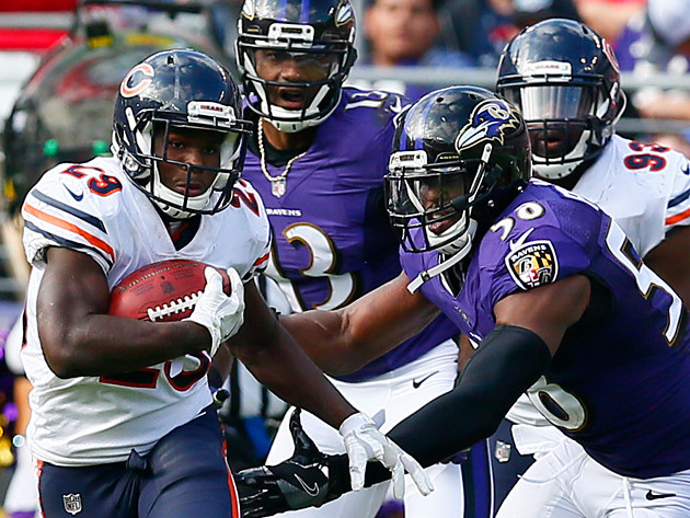 Bears to face Ravens in Hall of Fame Game