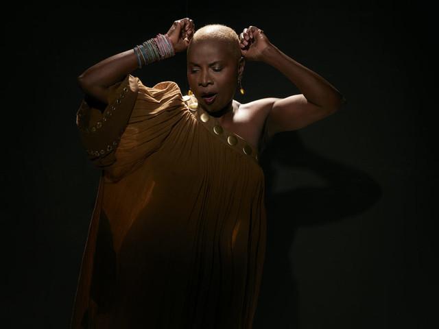 Grammy Winner Angélique Kidjo Pays Tribute To Salsa Great Celia Cruz