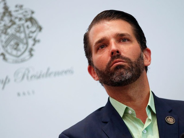 Donald Trump Jr. stormed out of an event for his book — which accuses the left of stifling open debate — after getting heckled for refusing to do a Q&A