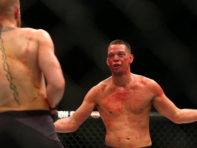 'Weak as f*ck': Former foe Nate Diaz unimpressed with Conor McGregor's comeback win at UFC 246