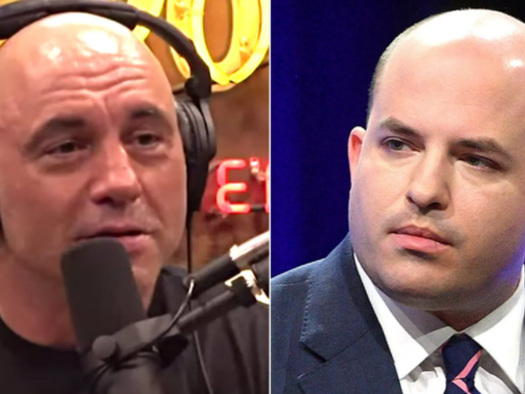 """""""Your Show's F*cking Terrible!"""": Joe Rogan Destroys CNN's Brian Stelter In Podcast Rant"""