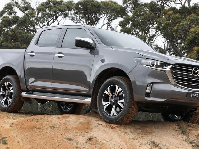 Mazda Drops Pricing On New BT-50 Pickup Truck In Australia