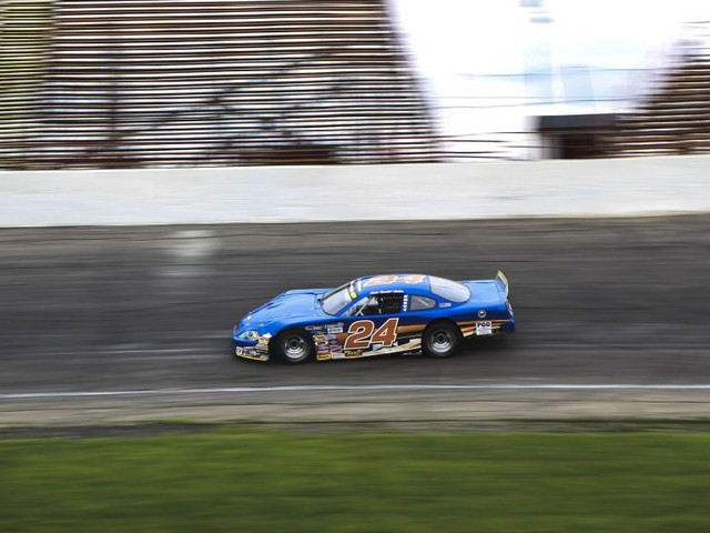 Stock car race ends with punches, stun gun, arrests