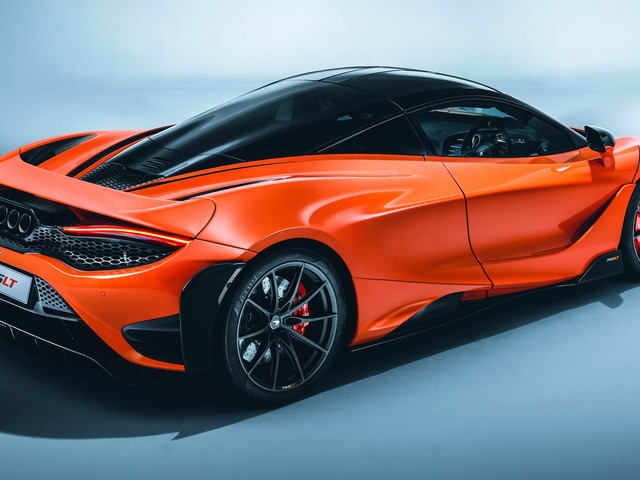 McLaren Shifted Just 307 Cars In The First Quarter Of The Year