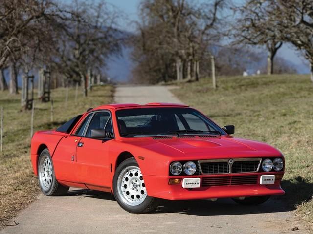 1984 Lancia 037--Stradale