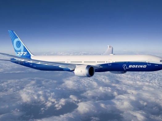 News: Boeing delays development of 777-8 long-range jet