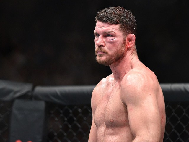 'Epic Fail F**k Face'- Michael Bisping Claps Back at Twitter Troll While Commentating UFC Fight Night: Rozenstruik vs Gane