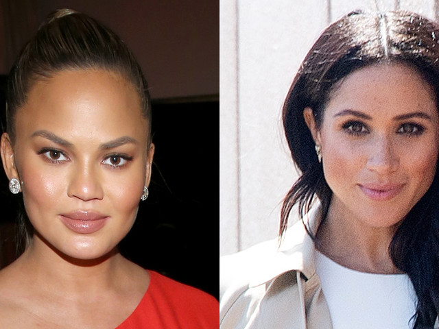 Chrissy Teigen Slams Media Over Attacks on Meghan Markle, Says They 'Won't Stop Until She Miscarries'