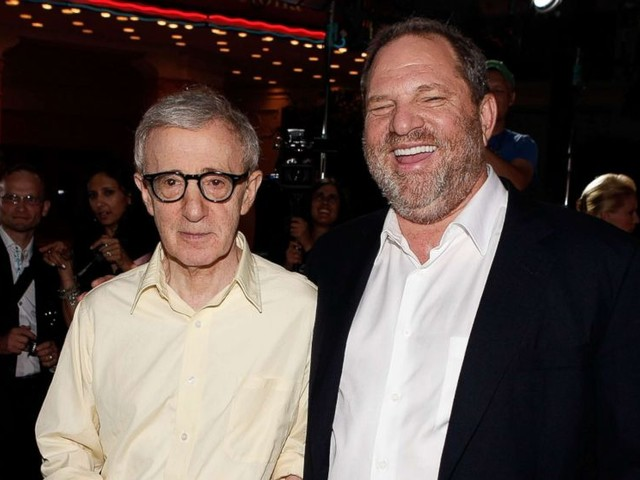 Woody Allen concerned about a 'witch hunt atmosphere' after Weinstein allegations