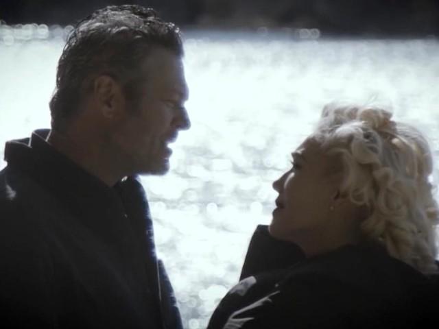 Blake Shelton and Gwen Stefani drop duet music video
