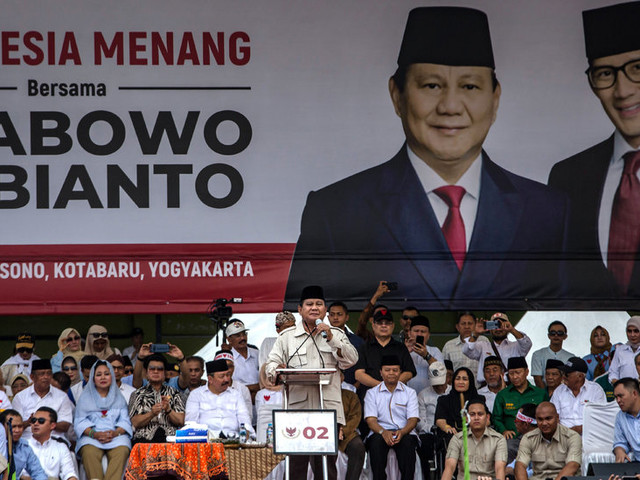 In Indonesia, a Powerful Scion Seeks the Presidency by Railing Against the Rich
