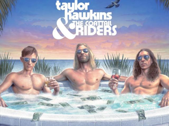 "Taylor Hawkins & The Coattail Riders – ""Get The Money"" (Feat. Chrissie Hynde, Joe Walsh, & Duff McKagan)"