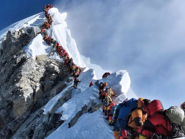 New Everest Rules Could Significantly Limit Who Gets to Climb