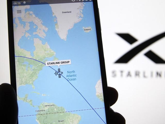 SpaceX's Starlink is in talks with 'several' airlines for in-flight Wi-Fi