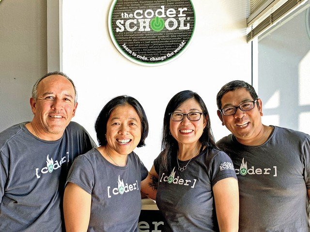 How Four Friends Became Successful Franchisees